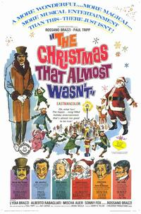 The Christmas That Almost Wasn't - 11 x 17 Movie Poster - Style A