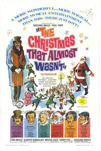 The Christmas That Almost Wasn't - 27 x 40 Movie Poster - Style A