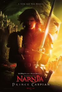 The Chronicles of Narnia: Prince Caspian - 27 x 40 Movie Poster - Style A