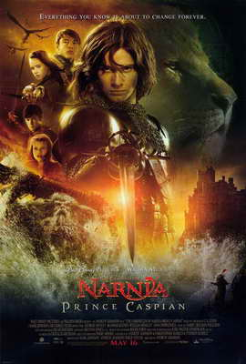 The Chronicles of Narnia: Prince Caspian - 27 x 40 Movie Poster - Style C