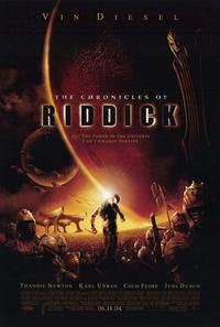 The Chronicles of Riddick - 11 x 17 Movie Poster - Style B