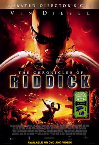The Chronicles of Riddick - 11 x 17 Movie Poster - Style A