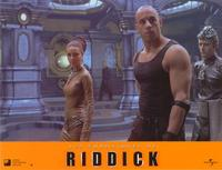 The Chronicles of Riddick - 11 x 14 Poster French Style D