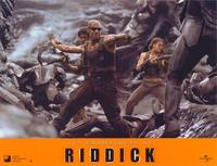 The Chronicles of Riddick - 11 x 14 Poster French Style F