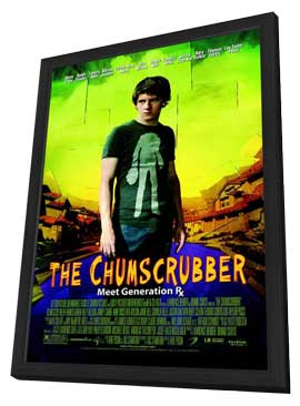The Chumscrubber - 27 x 40 Movie Poster - Style A - in Deluxe Wood Frame