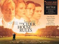 The Cider House Rules - 27 x 40 Movie Poster - Style B