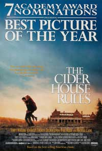 The Cider House Rules - 11 x 17 Movie Poster - Style F