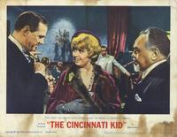 The Cincinnati Kid - 11 x 14 Movie Poster - Style H