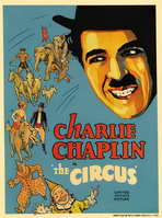 The Circus - 27 x 40 Movie Poster - Style B