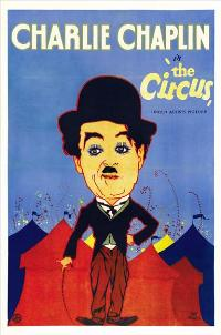 The Circus - 43 x 62 Movie Poster - Bus Shelter Style A