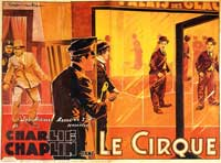 The Circus - 11 x 17 Movie Poster - French Style A