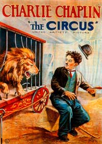 The Circus - 11 x 17 Movie Poster - Style D