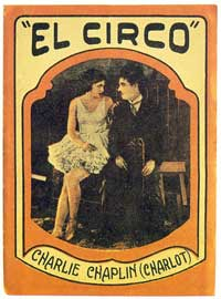 The Circus - 11 x 17 Movie Poster - Spanish Style B