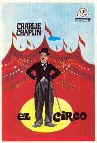 The Circus - 11 x 17 Movie Poster - Spanish Style C