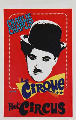 The Circus - 11 x 17 Movie Poster - Belgian Style B