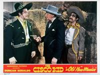 The Cisco Kid In Old New Mexico - 11 x 14 Movie Poster - Style A