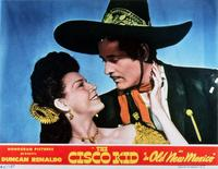 The Cisco Kid In Old New Mexico - 11 x 14 Movie Poster - Style C