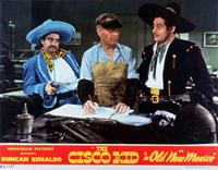 The Cisco Kid In Old New Mexico - 11 x 14 Movie Poster - Style E