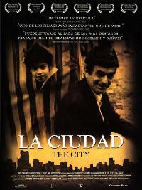 The City - 11 x 17 Movie Poster - Spanish Style A