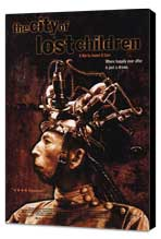 The City of Lost Children - 27 x 40 Movie Poster - Style A - Museum Wrapped Canvas