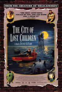 The City of Lost Children - 27 x 40 Movie Poster - Style B