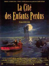 The City of Lost Children - 30 x 40 Movie Poster - French Style A