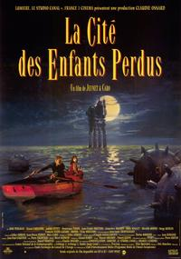 The City of Lost Children - 11 x 17 Movie Poster - French Style A