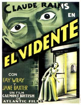 The Clairvoyant - 11 x 17 Movie Poster - Spanish Style A