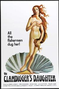 The Clamdigger's Daughter - 11 x 17 Movie Poster - Style A