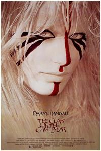 The Clan of the Cave Bear - 43 x 62 Movie Poster - Bus Shelter Style A