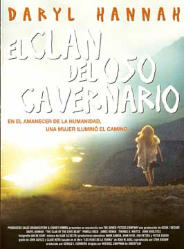 The Clan of the Cave Bear - 11 x 17 Movie Poster - Spanish Style A