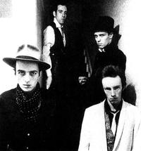 The Clash - 8 x 10 B&W Photo #1