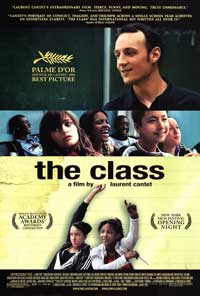The Class - 11 x 17 Movie Poster - Style B