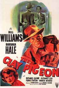 The Clay Pigeon - 11 x 17 Movie Poster - Style A