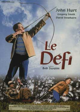 The Climb - 11 x 17 Movie Poster - French Style A