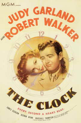 The Clock - 11 x 17 Movie Poster - Style A