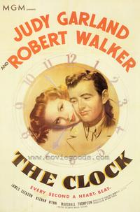 The Clock - 43 x 62 Movie Poster - Bus Shelter Style A