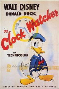 The Clock Watcher - 43 x 62 Movie Poster - Bus Shelter Style A