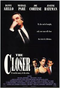 The Closer - 11 x 17 Movie Poster - Style A