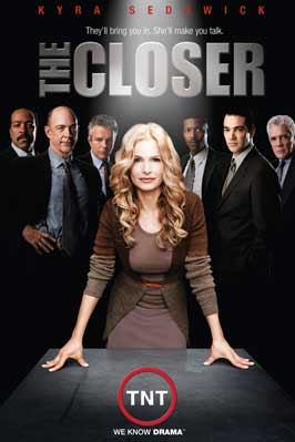The Closer (TV) - 27 x 40 TV Poster - Style A