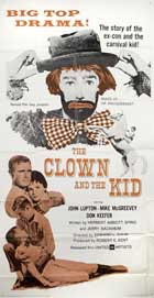 Clown and the Kid - 20 x 40 Movie Poster - Style A
