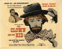 Clown and the Kid - 11 x 14 Movie Poster - Style A