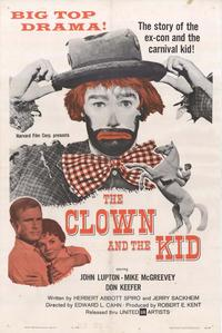 Clown and the Kid - 27 x 40 Movie Poster - Style A