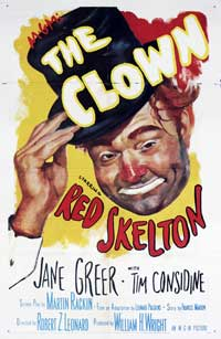 The Clown - 11 x 17 Movie Poster - Style A