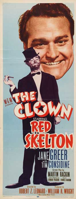 The Clown - 14 x 36 Movie Poster - Insert Style A