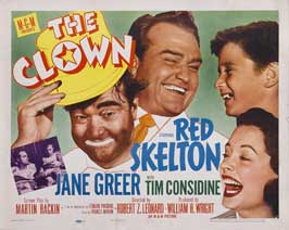 The Clown - 22 x 28 Movie Poster - Half Sheet Style A