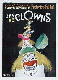 The Clowns - 11 x 17 Movie Poster - Belgian Style A