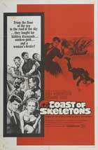 The Coast of Skeletons - 27 x 40 Movie Poster - Style B