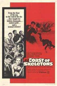 The Coast of Skeletons - 11 x 17 Movie Poster - Style A