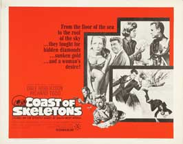 The Coast of Skeletons - 11 x 14 Movie Poster - Style A